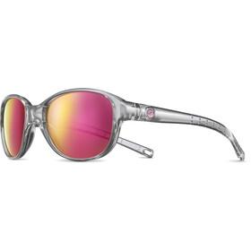 Julbo Romy Spectron 3CF Okulary przeciwsłoneczne 4-8 lat Dzieci, szary/różowy